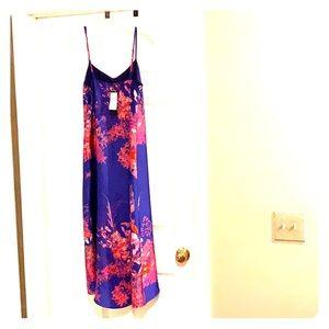 Gorgeous brand new Banana Republic silky dress.